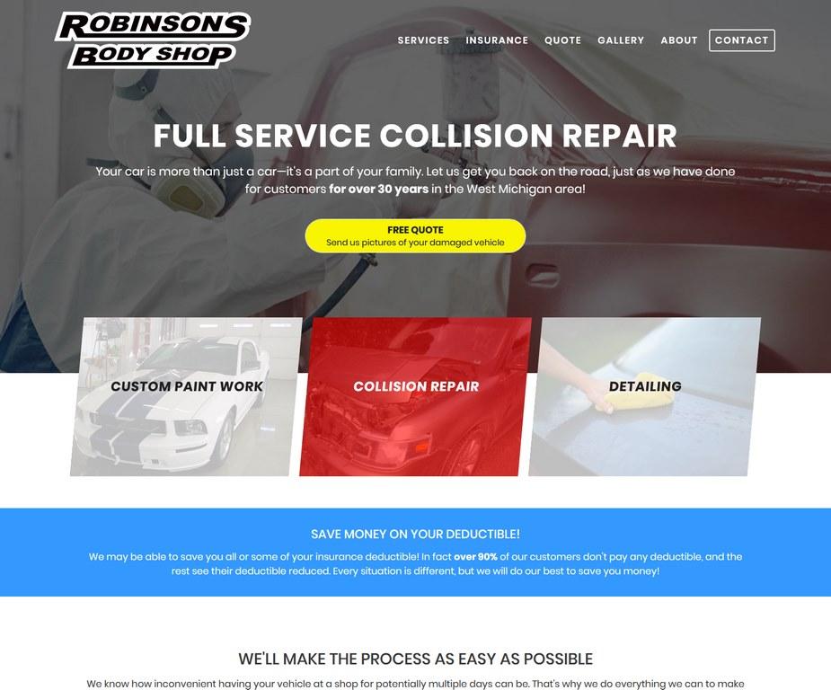 Robinsons Bodyshop
