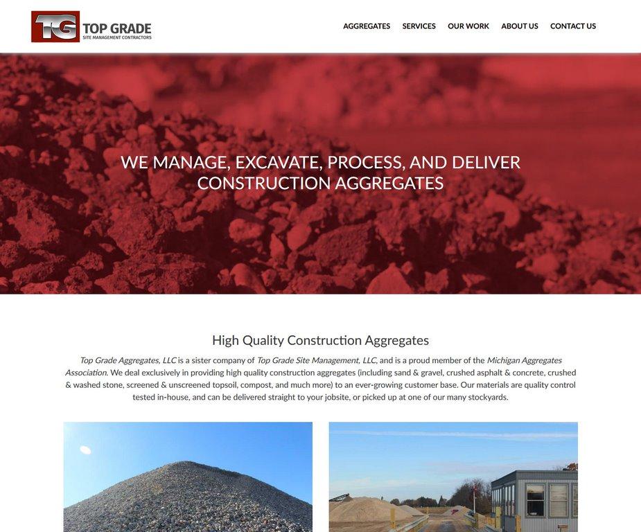 Top Grade Site Management